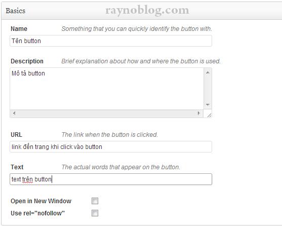 maxbuttons basics Tạo button đẹp bằng plugin MaxButtons