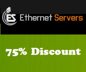 Ethernetservers giam gia 75