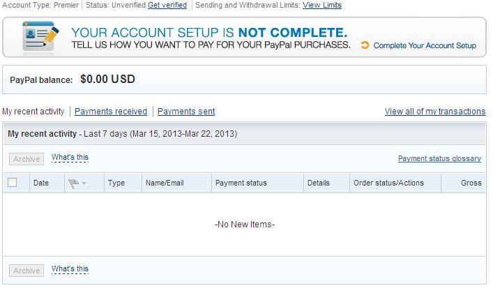 Hướng dẫn đăng ký tài khoản PaPpal và liên kết PayPal với thẻ Visa