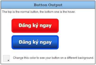 maxbuttons output