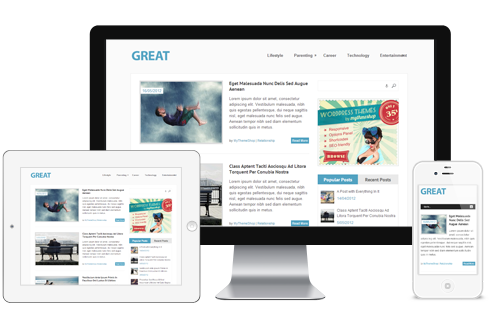 Great-WordPress-Theme