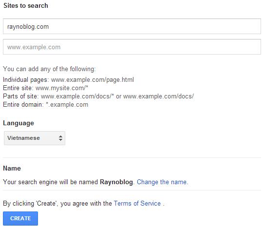 google scs