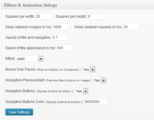 wordpress content slide option 2