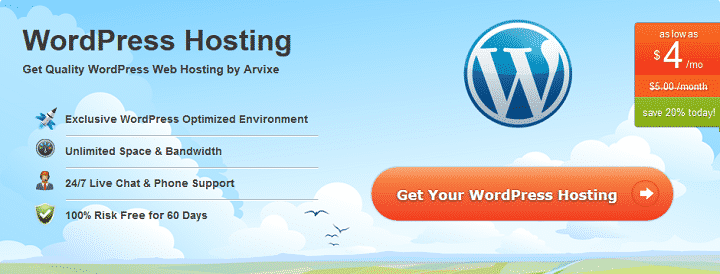arvixe-wordpress-hosting