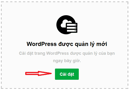 quan ly wordpress hosting godaddy 1 cài đặt wordpress