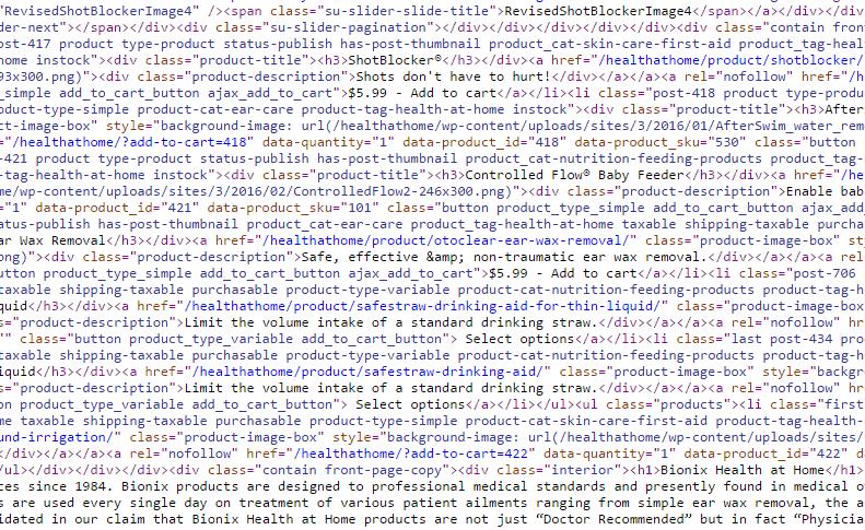 sau khi nén html